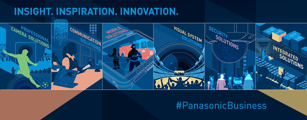 Panasonic Business Header